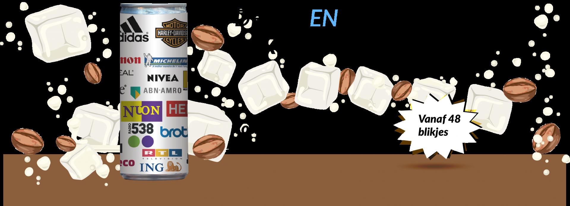 ijskoffie actie